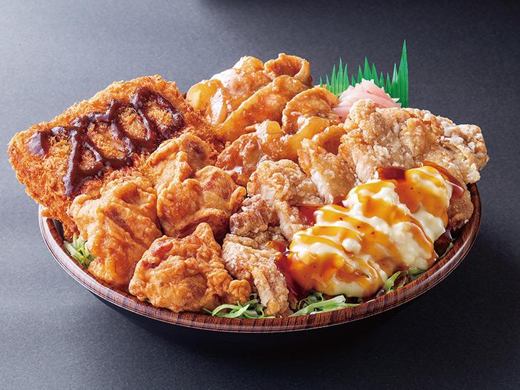 肉!肉!肉!『オリジン弁当』のデカ盛り「メガ盛パワー2000弁当」のボリュームが凄すぎる