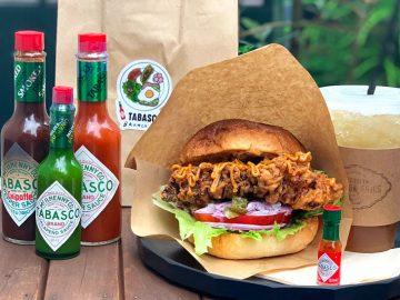 都内で人気の10のレストランで「タバスコ」を使ったテイクアウトグルメが味わえる!