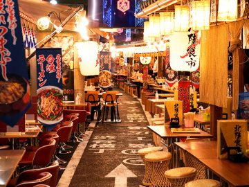 呑んべえの聖地となり得るか!? 全国の旨い酒と肴が味わえる渋谷横丁に行ってきた