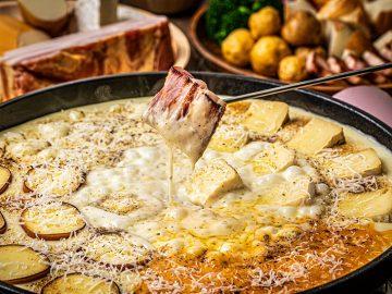 次なるチーズのブームは焼きチーズ! 大注目の「焼きチーズフォンデュ」とは?
