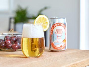 麦芽100%で作ったクラフトノンアルコールビール「昼ビ」でお昼の過ごし方が変わる!