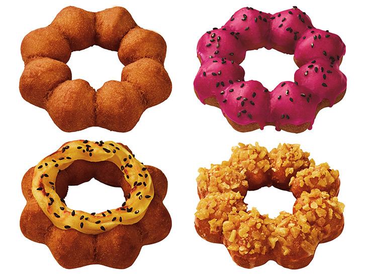 もう食べた?『ミスタードーナツ』の期間限定「さつまいもド」がさらに美味しくなって帰ってきた!