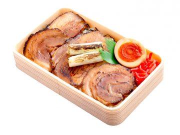 たこ焼き専門店が本気で作った焼豚弁当とは? 『銀だこ』から『銀の焼豚弁当』が登場!