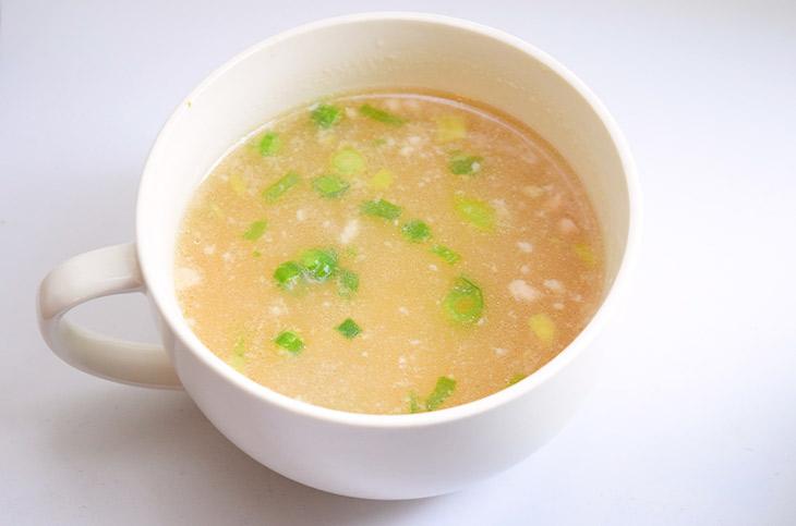 スープも唸る美味しさ!