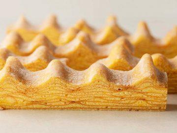 究極に美味しい「食べごろ」のバームクーヘンが『ねんりん家』に復活!