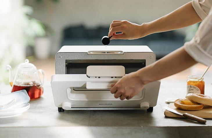 スチームテクノロジーと進化した温度制御で、極上のトーストに仕上げます!23500円