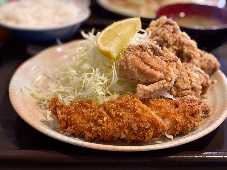 旨い店はタクシー運転手に訊け! 二子玉川最強の定食屋『たぬき』の名物「チキンチキン定食」とは?