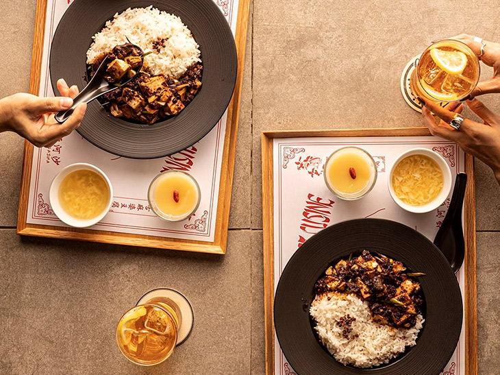 本格シビ辛! 中華の名店が監修した『グロリアスチェーンカフェ』の麻婆豆腐とは?