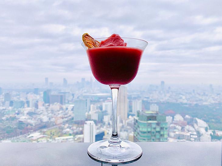 『The Ritz-Carlton, Tokyo The Bar』の「ソレロッサ」