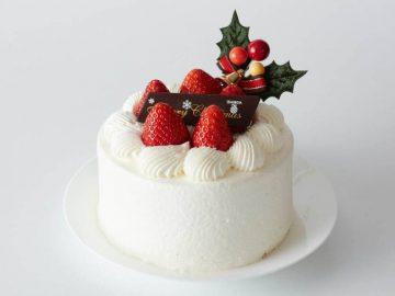 今年は少人数用のクリスマスケーキに注目!『大丸東京店』にて予約受付がスタート