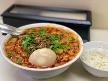 東京一美味しい「勝浦タンタン麺」を荻窪の超人気店『ビンギリ』で食べてきた