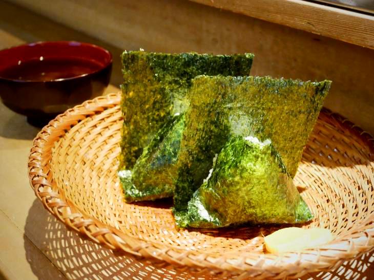 唯一ミシュランに選ばれた、東京で一番古いおにぎり屋『宿六』(浅草)とは?