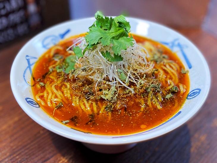 『麺屋武蔵』×『新宿中村屋』最強コラボ麺「特製麻辣カリー麺」が通販で買える!