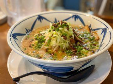 東京人をトリコにする懐かしの鹿児島ラーメン『ザボン』を神保町で食べてきた