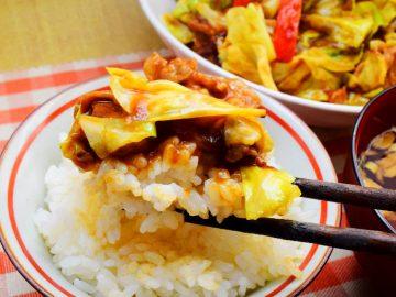定食屋の肉野菜炒めが5分で作れる! 炒め物専用ルウ「ごはんがうまい」で食卓に革命起きた