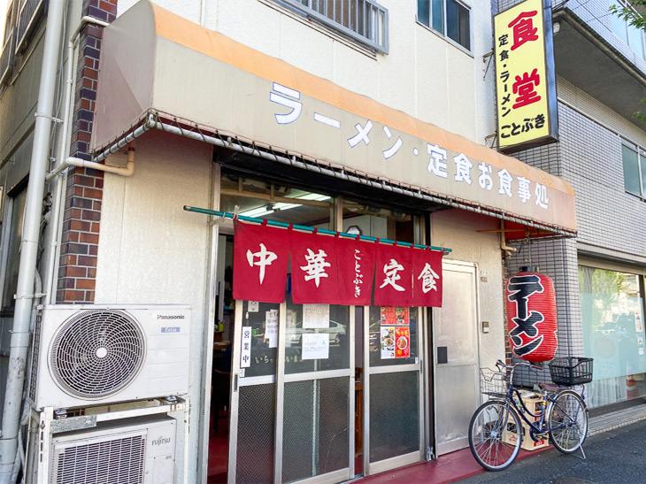 荻窪駅から徒歩約10分。環八通り沿いにあります