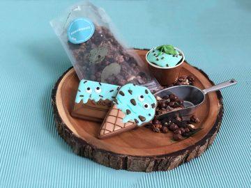 チョコミント好き必見! 2日限定のイベント「チョコミン党」が開催