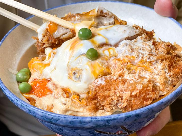 これぞ究極! 理想的すぎる「かつ丼」を西荻窪の『坂本屋』で食べてきた