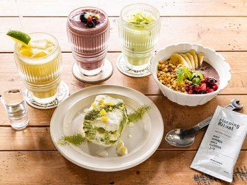 食べれば美しくなれる!? プロテインを使ったスイーツが渋谷『グロリアスチェーンカフェ』に登場