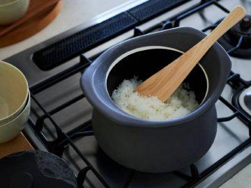 やっぱりご飯は土鍋が一番! 炊飯器よりも楽に美味しく炊ける「ベストポット」とは?
