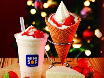 """ミニストップのソフトクリーム専門店『ミニソフ』の""""飲む""""パフェ&ソフトクリームの魅力とは?"""