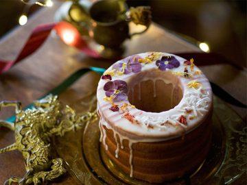 見た目も味も魅力的!『グムグム』のクリスマス限定お花スイーツ