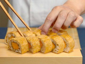 """普通のいなり寿司には戻れない! 月間5000本売れる""""だし巻き揚げサンド専門店""""の新メニューとは?"""