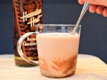 カルディで見つけたハワイアンホースト監修の「チョコレートリキュール」が悪魔的な美味しさだった
