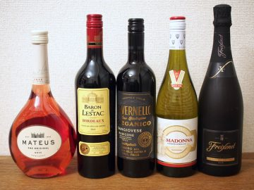ワイン初心者はまずこれを飲むべし! 2000円以下で買える「欧州No.1ワイン」5選