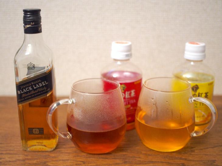 方 ウイスキー 飲み