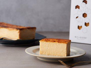 食べ過ぎても大丈夫! 健康にも筋肉にも優しい罪悪感のないチーズケーキ「&CHEESE」とは?