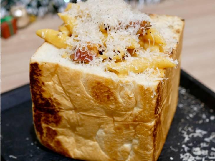 クリスマスに味わいたい! 人気生食パン「ハレパン」を使ったアレンジレシピ6選