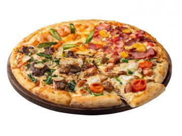 年末年始に食べたい! 星付きシェフ4名が監修したドミノ・ピザの「クワトロピザ」が超豪華!