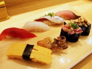 599円! 吉祥寺『立ち寿司横丁』で超お得な「ランチにぎり」を食べてきた