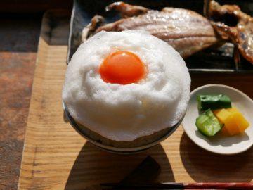 これぞ至高の朝ごはん! 『ヨリドコロ』(鎌倉)の「ふわふわ卵かけごはん」が美味しすぎる理由