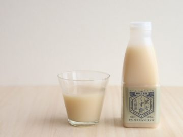 甘酒ブームの次はコレ! くず餅の名店『船橋屋』が発売した「飲むくず餅乳酸菌」とは?