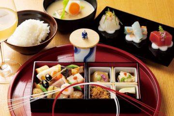 『東京ミッドタウン』でお正月に食べたい豪華な「新年お祝い御膳」4選