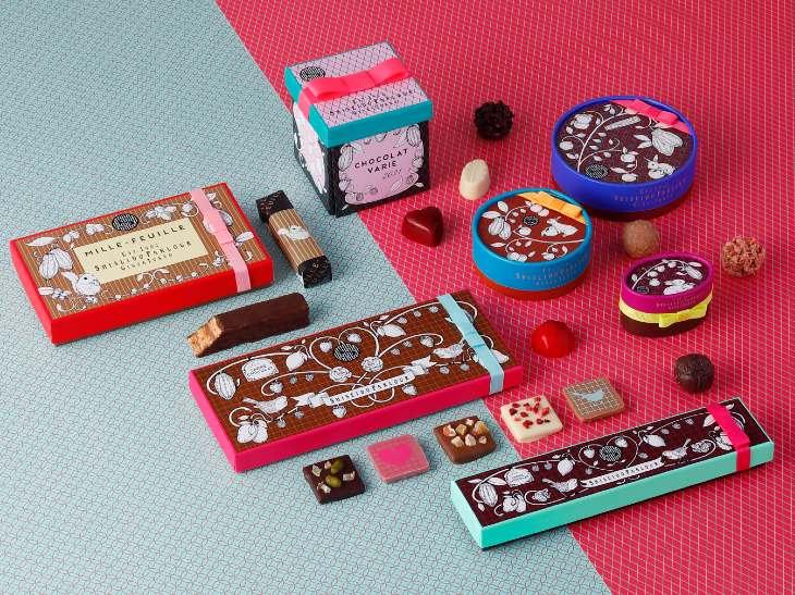 『資生堂パーラー』のバレンタイン向けチョコレートが登場! 洋酒香るボンボンショコラの魅力とは?