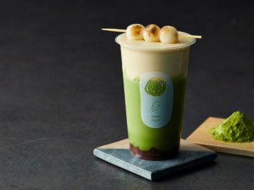 """台湾で""""神のチーズティー""""と話題の『machi machi』が「もちもち抹茶あずきラテ」を発売"""