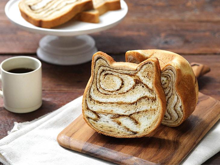 アレンジも楽しい! 人気の猫型高級食パン専門店『ねこねこ食パン』から2種類の限定フレーバーが登場