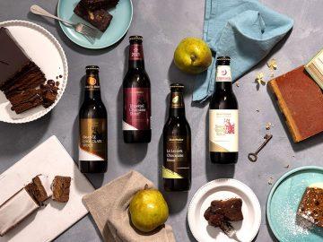 バレンタインに贈りたい限定「チョコレートビール」が魅力的!