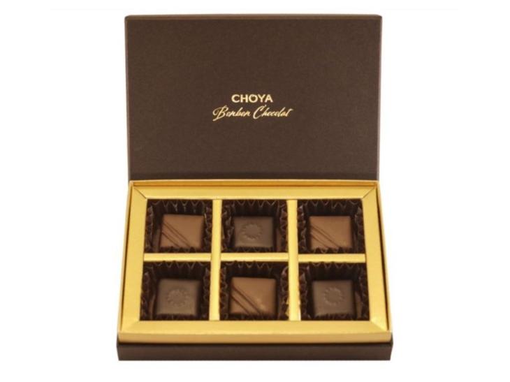 チョコというよりチョーヤです! チョーヤ梅酒が本気で作った「ボンボンショコラ」とは?