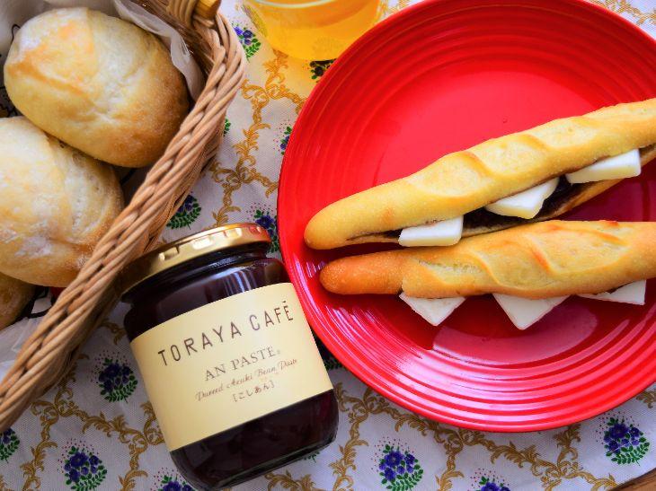 日本一パンに合う『トラヤカフェ』の「あんペースト」は甘党をトリコにする美味しさ!