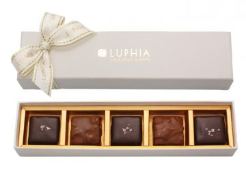 LA発の高級スイーツブランド『LUPHIA』が再上陸! 絶対手に入れたいバレンタインスイーツはコレ!