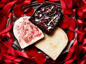 高級食パン店『嵜本』のバレンタイン限定「半熟ラスク」とは?