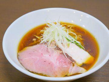 ネオクラシック中華そばの新星!『麺屋 龍』(足立区)の毎日食べたくなる醤油ラーメンとは?