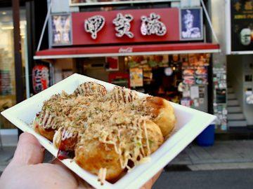 ふわトロ食感がたまらない! 『甲賀流』の「たこ焼き」が大阪で40年以上愛される理由