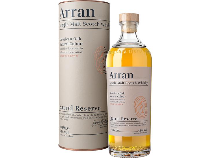 アルコール度数/ 43%、カスクタイプ/バーボンバレル、原産国/スコットランド、地域/アイランズ、主な原料/モルト、内容量/ 700ml、価格/オープン価格