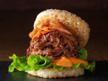 片手で食べられる焼肉弁当!? 「焼肉ライクバーガー」が『焼肉ライク渋谷宇田川店』限定で登場