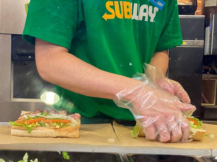 サブウェイで「おまかせ」をお願いしたら、めちゃくちゃ美味しいサンドイッチを作ってくれた!